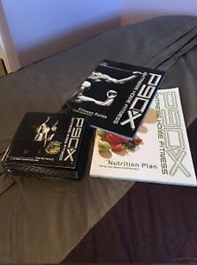 P90X Home Exercise DVD System