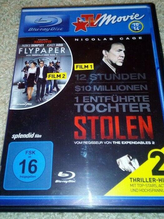 Stolen (Blu-ray)    (Nicolas Cage)