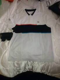 New Lacoste Tennis Polo