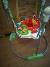 BABY JUMPEROO BABY BOUNCER