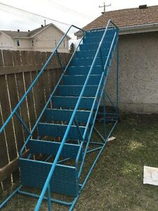 ROLLING STAIRS
