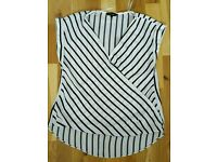 New Look stripe top