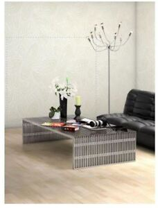 ZUO MODERN-  LONG COFFEE TABLE  (Novel Collection)