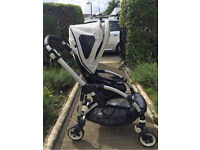 2014 bugaboo bee plus and extras