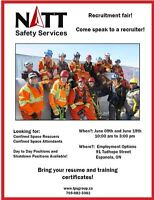 Espanola Confined Space Rescuers and Attendants Needed