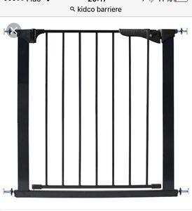 Barrière de sécurité kidco