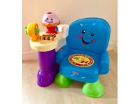 Fisher price musical chair, in really good condition. All music and sounds working