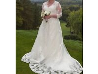 Anna Sorrano Wedding Dress