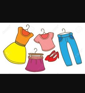 Back to school 4 bags of teen / ladies clothing size small