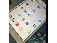 iPad Mini Silver White Tablet