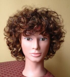 Brand New Wig *** 100% Human Hair *** West Island Greater Montréal image 2