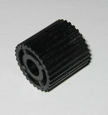 Plastic Cogged Gear - 1/4 Bore - 30 Teeth - 11/16 Od -great For Drive Belts