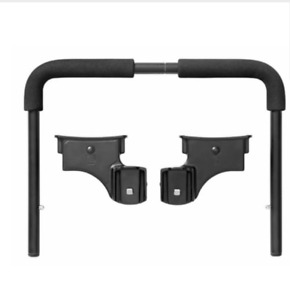 BABY JOGGER CAR SEAT ADAPTER - $30