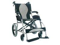 Karma Ergo Lite Ultralight Wheelchair