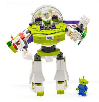 Used, Lego Buzz Lightyear Action Figure Toy Story 4 for sale  Shipping to India