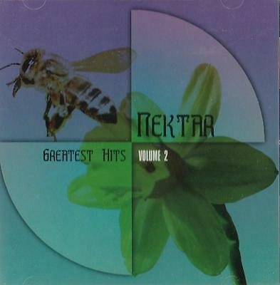 Nektar - Greatest Hits, Vol. 2 ( CD ) NEW / SEALED