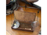 Antique Apothecary Scales