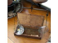 Antique Apothecary Scale