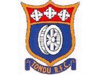 Tondu U8's tag rugby