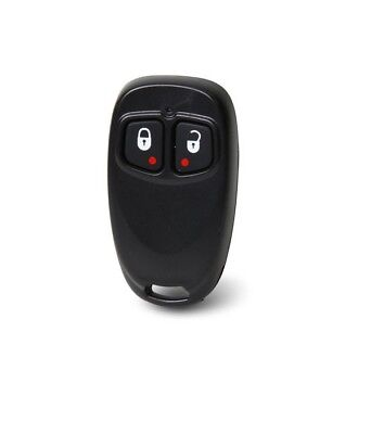 DIGITAL SECURITY  DSC WS4949 WIRELESS 433MHZ 2-BUTTON REMOTE FOB Lock Unlock