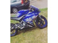 Swap for a road legal crosser... Honda cr ktm husty Yamaha yz needs to be road legal