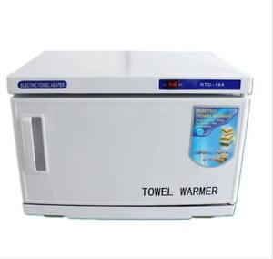 110V Hot Towel Warmer UV Sterilizer # 025100