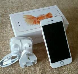 Apple iPhone 6S 16GB Rose Gold Smartphone BOXED + ACCESORIES *NEW*