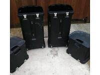 Golf club hard cases (suitcases for your clubs)