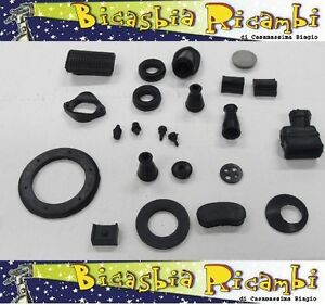 1571-KIT-GOMMINI-ASSORTITI-PASSACAVO-VESPA-50-SPECIAL-R-L-N-125-ET3-PRIMAVERA