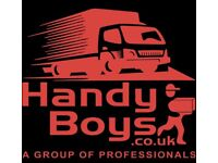 Professional Removals services Short Notice Man & Van services Urgent Delivery services
