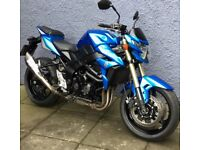 Suzuki GSR 750 AL6 ABS Moto GP Edition only 3060 miles