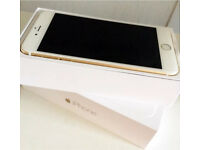 iPhone 6 Plus Unlocked 64GB Gold Excellent Condition