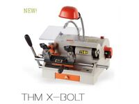 New, X-BOLT Cylinder Key Cutting Machine, Free Delivery