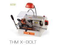 X-Bolt Cylinder Key Cutting Machine