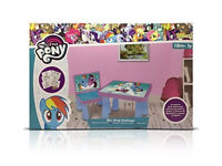 Brand new my little pony table chair with colouring sheets & crayons