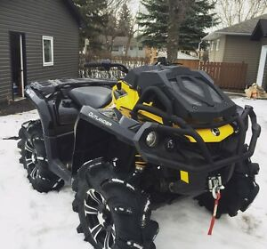 2015 can am 800 xmr