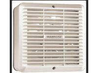 Brand new Manrose automatic extractor fan, 150mm, money goes to charity.