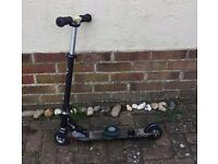 Bargain J D BUG PRO STREET 360 Degrees Foldable Micro Scooter With Spares