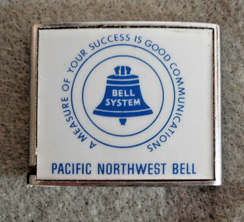 PACIFIC NORTHWEST BELL Systems  TAPE MEASURE