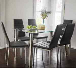 7 Piece Dining Set - Table and Chairs (Zoe) Jindalee Brisbane South West Preview