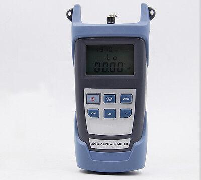 High-precision Digital Fiber Optical Light Power Meter Tester Fc Sc 800-1700nm