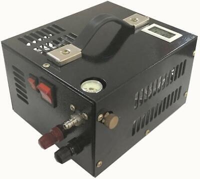 12V 280W Portable Air Compressor 30Mpa / 4500psi High Pressure for Tank Filling 4500 High Pressure Tank