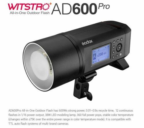 NEW! Godox AD600PRO