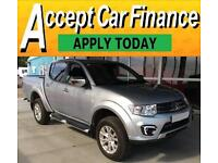 Mitsubishi L200 FROM £72 PER WEEK!
