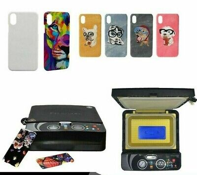 Sublimation Vacuum Heat Press Machine 3d Phone Mobile Case Printer Transfer Tool