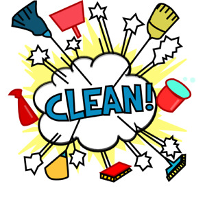 CLEANER AVAILABLE!
