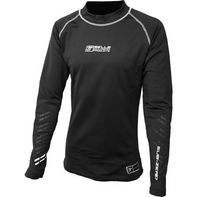 Sells Silhouette Goalkeeper GK Black Padded Undershirt Mens Large NEW NWT -