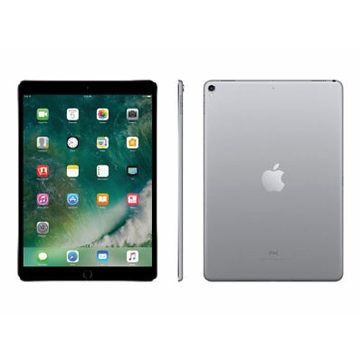 "Apple 10.5"" iPad Pro 64GB Wi-Fi Space Gray MQDT2LL/A Latest Version"