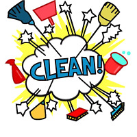 General house cleaning and organizing