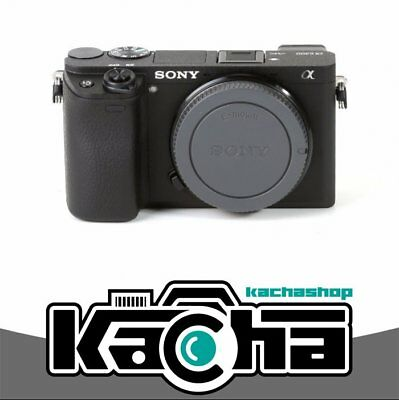 SALE Sony Alpha a6300 Mirrorless Digital Camera Black Body (Kit Box)